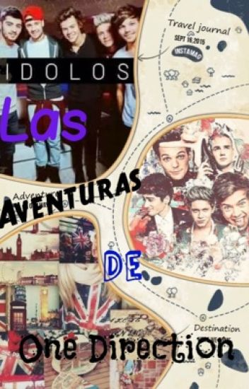 Las aventuras de One Direction