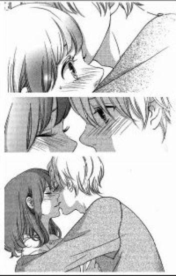 Поцелуй меня)!