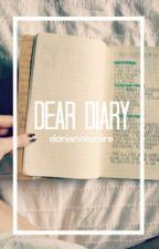 dear diary - danisnotonfire by amazingphiI