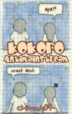 Kokoro Antimainstream by UruMatchia
