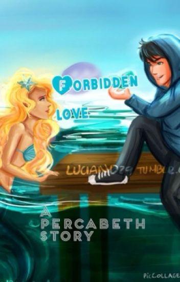 Forbidden love a percabeth story