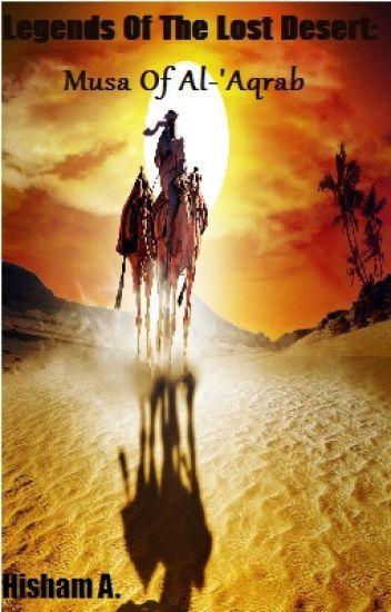 Legends Of The Lost Desert (PUBLISHED)