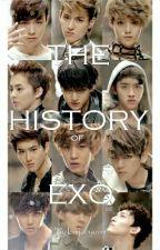 THE HISTORY of EXO by kimjaeyoon