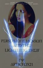 Persephone Jackson and the lightning thief by articfox21