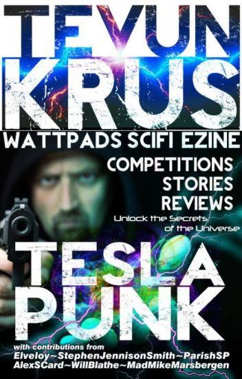 Tevun-Krus #13 - TeslaPunk
