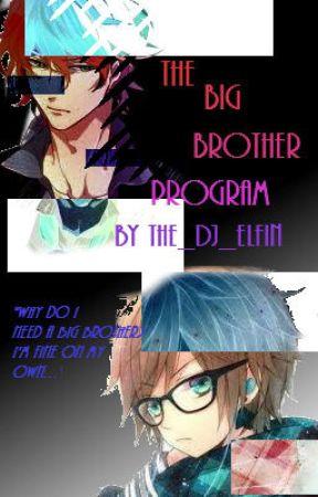 Big Brother Program by The_DJ_Elfin