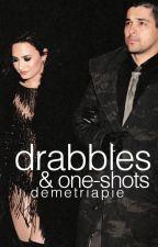 Dilmer Drabbles/OneShots by demetriapie