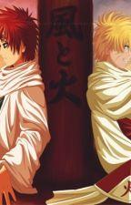 Naruto's Sister (Gaara love story) by narupoke