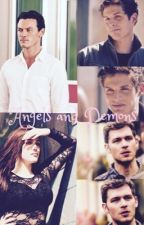Angels And Demons(Klaus Mikaelson by djamxo