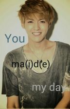 You ma(i)d(e) my day (German Exo FF) by NaturalMirror