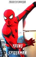 YOUNG SPIDERMAN by franciscoomega