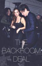The Backroom Deal by luk3spenguin