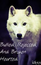 Bullied, Rejected, And Broken Hearted. by kate241