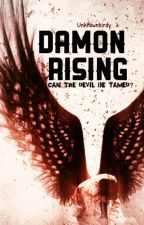 Damon Rising by unknownbirdy