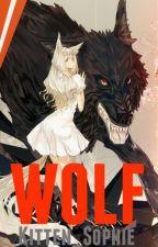 Wolf by Kitten_Sophie