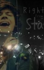 Right From the Start (Harry Styles FanFic) by sydyyrose