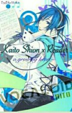 Kaito Shion x Reader fanfic- A Growing Heart by BlueWolf01