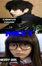 Campus Crush Meet Nerdy Girl (Continuation) by zaido_pink