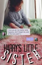 Harry's Little Sister by StarsInTheSkySilence