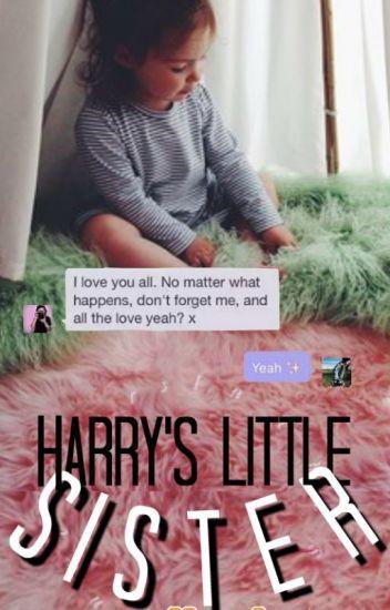 Harry's Little Sister