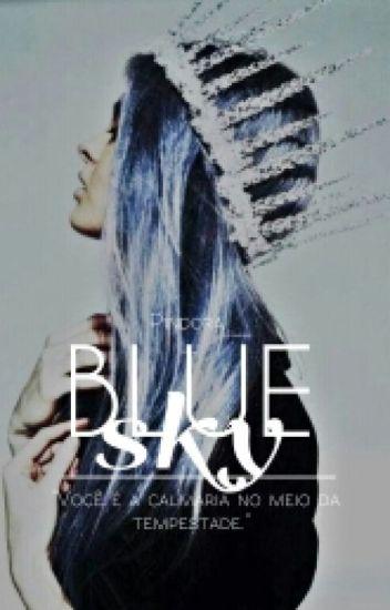 Blue Sky// Rafael Lange.