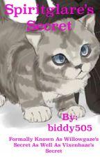 Spiritglare's secret by biddy505