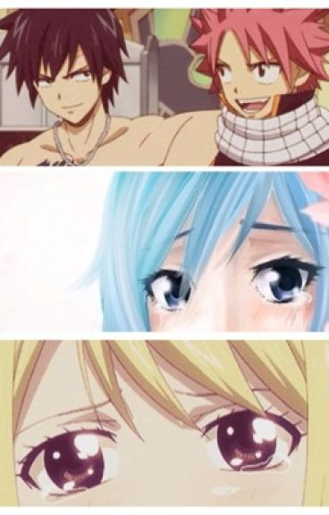 Your Father Is An Idiot ( NaLu and GrUvia Fanfiction)