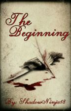 (fanfic)Assassin's creed(etc): Book 1 The Beginning by ShadowNinja18