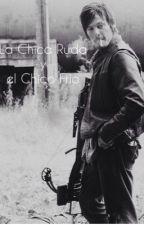 La chica ruda y el chico frío (Daryl Dixon) by CleliaVega0523