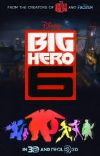 BigHero6xReader by Mable-ine