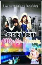 SECRET AGENT: Little Ms. Frosty by BbTaklesa