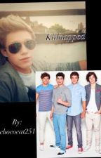 Kidnapped (Niall-Centric Zianourry) (One Direction Fan Fiction) by april_wong