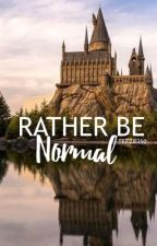 Rather be normal by Tezzie350