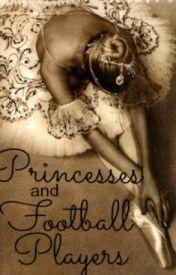 Princesses and Football Players by livinlaughinlovin