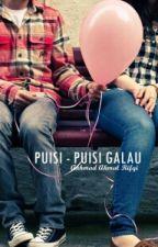 PUISI - PUISI GALAU by akmalrifqi