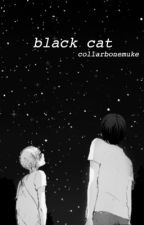 Black Cat ♕muke.boyxboy♕ hybrid! completed by collarbonemuke