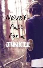 Never fall for a Junkie by paleolive
