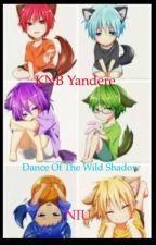 Dance Of The Wild Shadow-GOM x Kuroko by NormalIsUnnormal