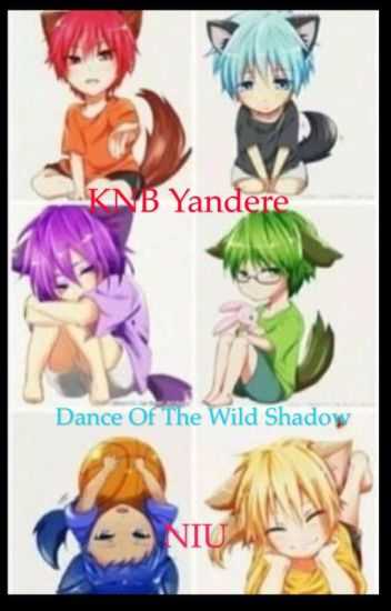 Dance Of The Wild Shadow-GOM x Kuroko