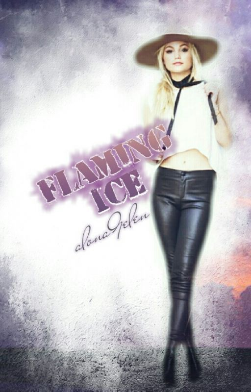 Flaming Ice by alonaGelen