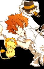 i want to sleep!!! (khr) by KouMamoru