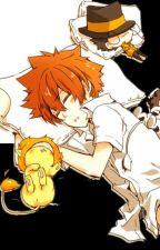 i want to sleep!!! (khr) by KouMamoru