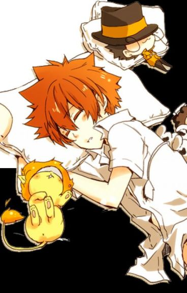 i want to sleep!!! (khr)