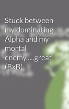 Stuck between my dominating Alpha and my mortal enemy.....great (BxB) by LittleRedRidingLiam