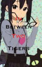In Between two tigers by rhythms22