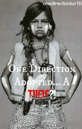 One Direction Adopted...A Thief?!
