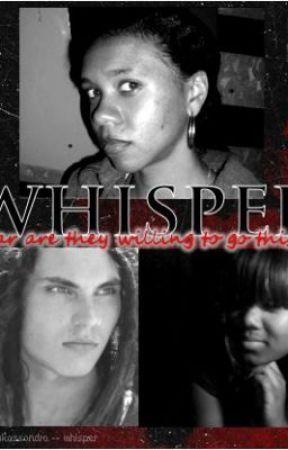 Whisper - THRILLER Story [B5/Samuel Larsen] [BOOK ONE] by MaylennaFanFictionHQ