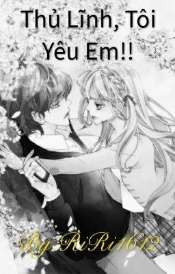 Poster Thủ Lĩnh, Tôi Yêu Em!!!