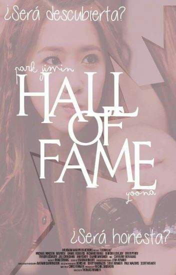 Hall Of Fame  ➹ P;jimin