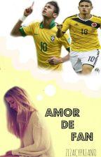 Amor de fan (Neymar Jr y Tu) by Zizacypriano